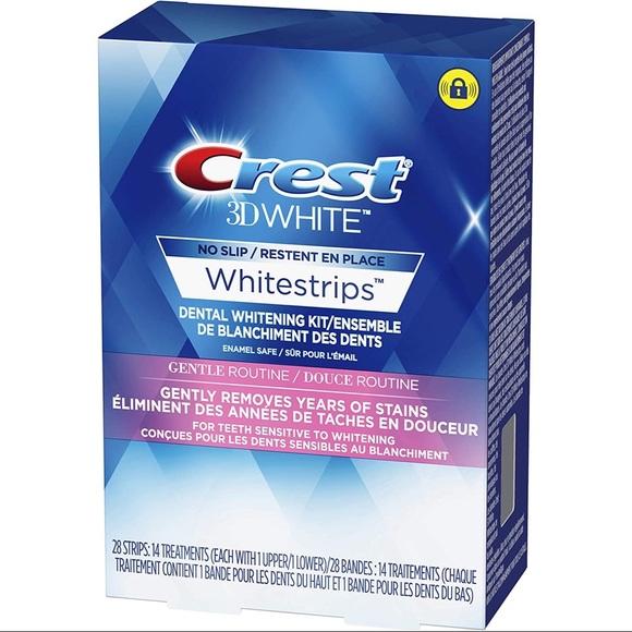 Crest White Strips - SEALED